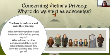 """Keep it Secret, Keep it Safe"": Understanding Privileges and Confidentiality to Protect Crime Victims and Enforce their Rights Thumbnail"