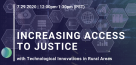 increasing access to justice image